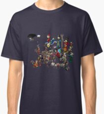 EUROPA - National Personifications Map - 1444 Classic T-Shirt