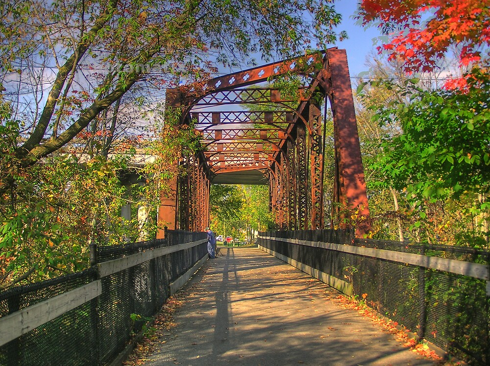Rockford Bridge by Kerri Kenel