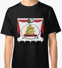 """""""The Nerd Blitz Commentaries"""" by @ShariSayz Classic T-Shirt"""