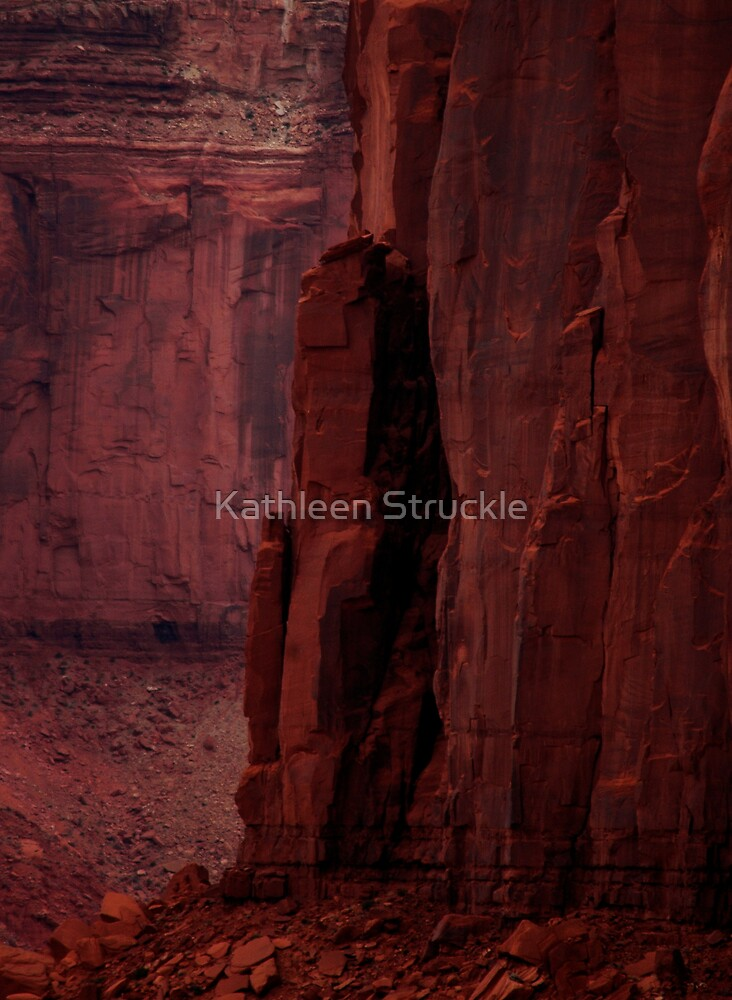 Walls by Kathleen Struckle