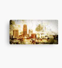 Cleveland - Rock City Canvas Print