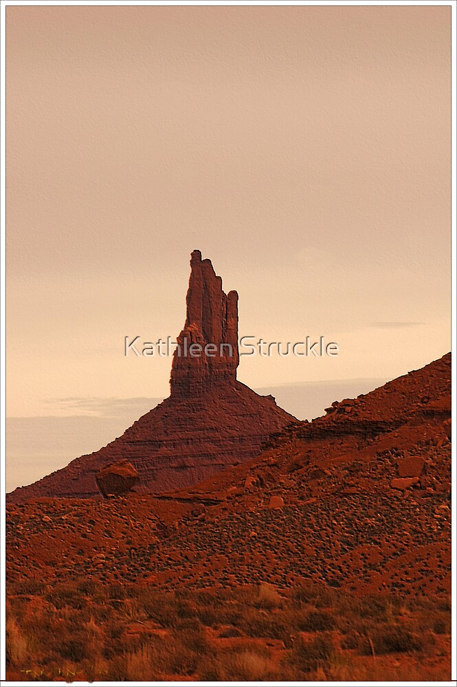 Monument Valley by Kathleen Struckle