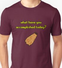 What have you accomplished today? T-Shirt