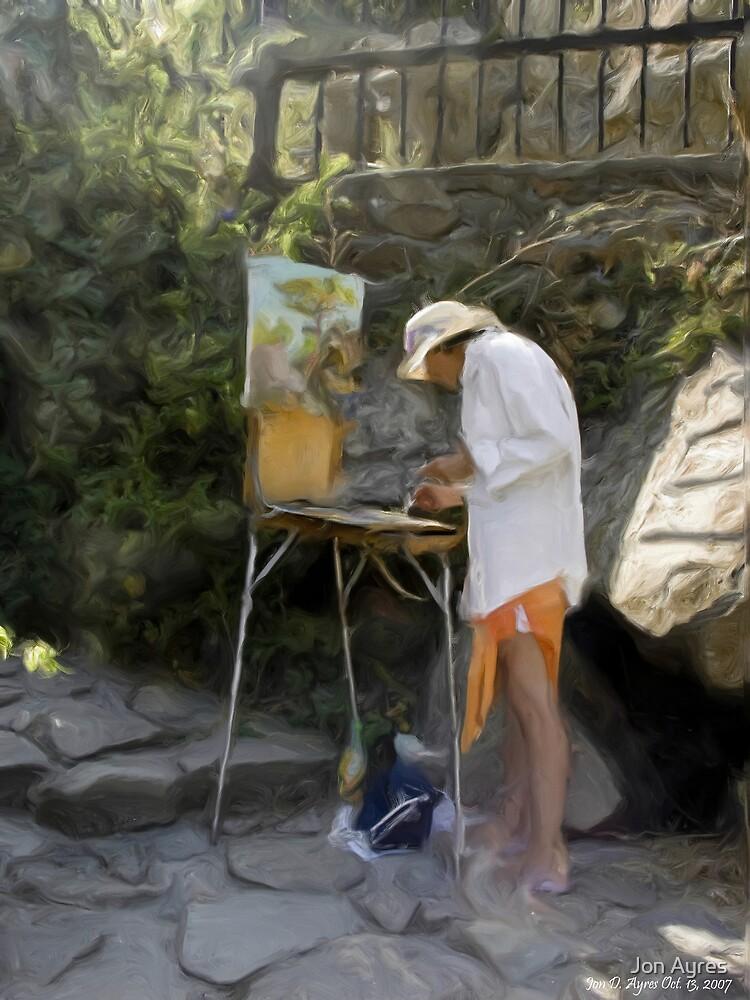 Artist's Artist by Jon Ayres