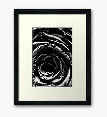 grungy Framed Print