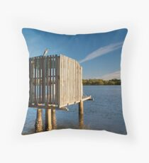 Maroochy River Throw Pillow