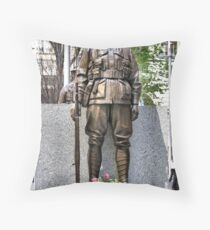 Cenotaph 1 Throw Pillow