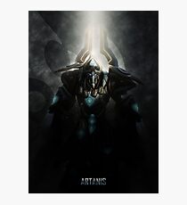 Heroes of Gaming Photographic Print