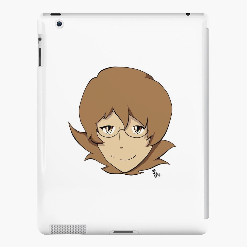 Pidge-NoBg iPad-Hüllen & Klebefolien