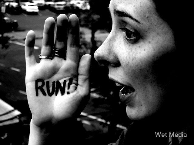 run deer run by Wet Media