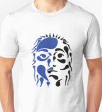 Teardrop Face Unisex T-Shirt