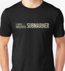 U.S. Submariner Unisex T-Shirt