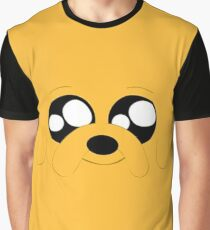 jake the dog Graphic T-Shirt