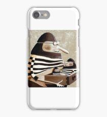 Drawer of diminishing responsibilitites iPhone Case/Skin