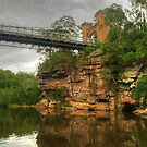Reflections In The Valley Of The Kangaroo by Michael Matthews