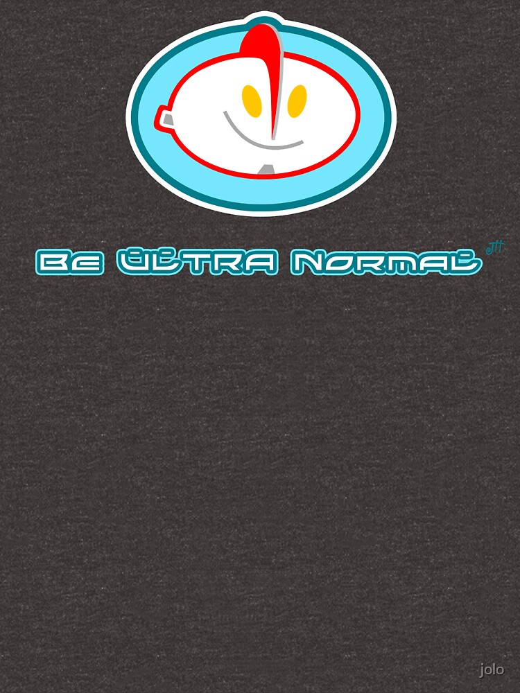 Be Normal: Ultra Normal ! by jolo