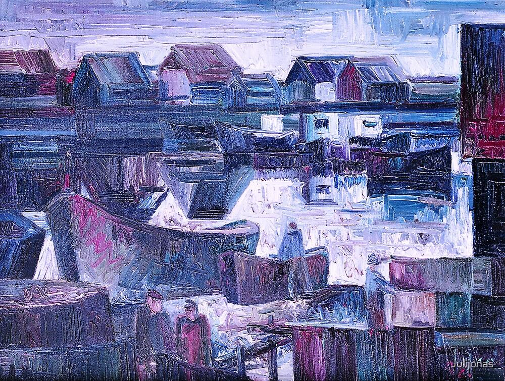 Harbor by Julijonas