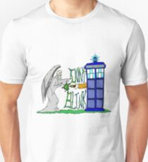 Don't Blink Tardis T-Shirt