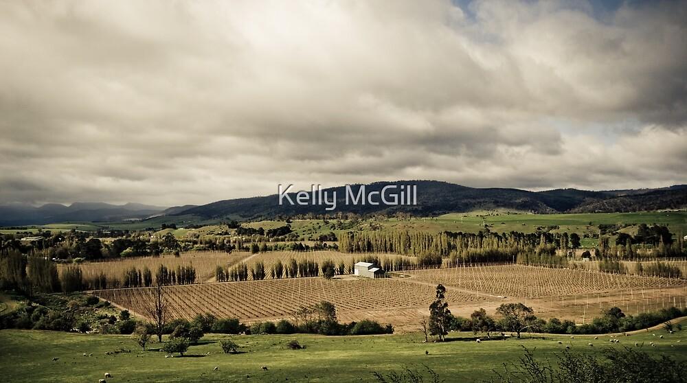 Bushy Park, Tasmania by Kelly McGill