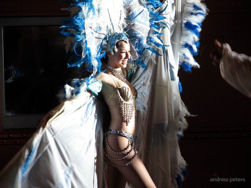 exotic dancer by andrew peters