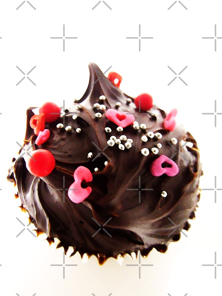 chocolate cupcake by webgrrl