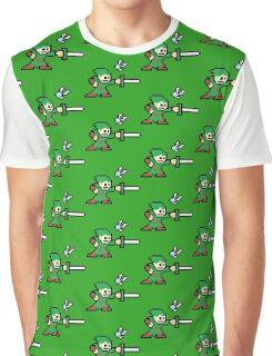 Mega Link Graphic T-Shirt