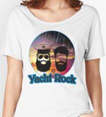 Yacht Rock AOR Music Shirt Women's Relaxed Fit T-Shirt