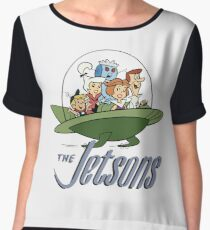 The Jetsons  Chiffon Top