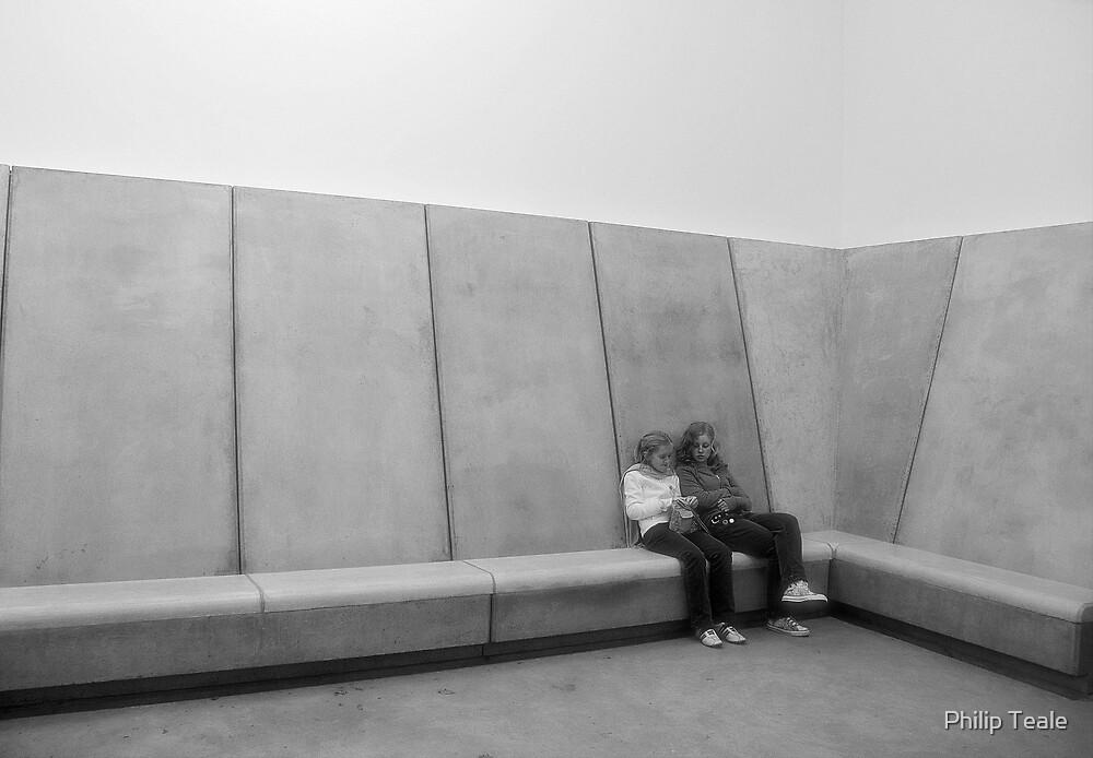 Corner by Philip Teale