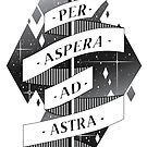 Per Aspera Ad Astra in Black Hole by aDamico