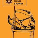 March for Science Sydney – Shark, black by sciencemarchau