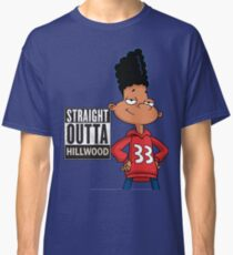 Hey Arnold! Straight Outta Hillwood - Gerald Classic T-Shirt