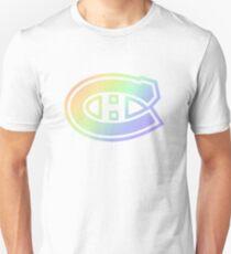 Montreal Canadiens Pride Unisex T-Shirt