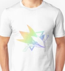 San Jose Sharks Pride Unisex T-Shirt