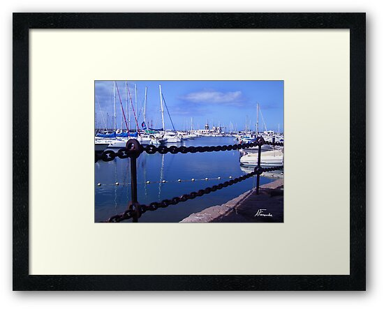 Harbour 1 by Alfonso Fernandez