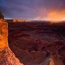 Canyonlands Sunset by Nick Johnson
