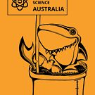 March for Science Australia – Shark, black by sciencemarchau