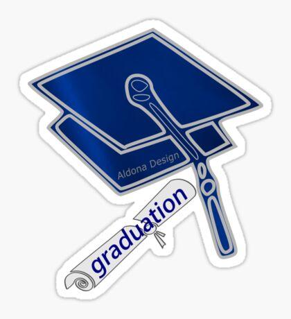 Graduation : Congratulations!  (7691  Views) Sticker