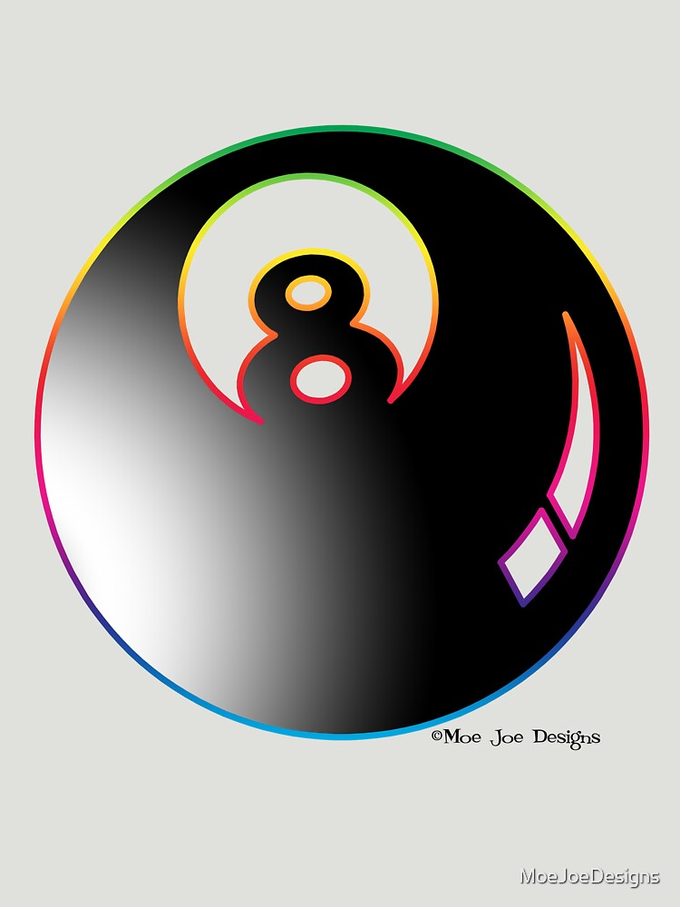 The Eight Ball by MoeJoeDesigns