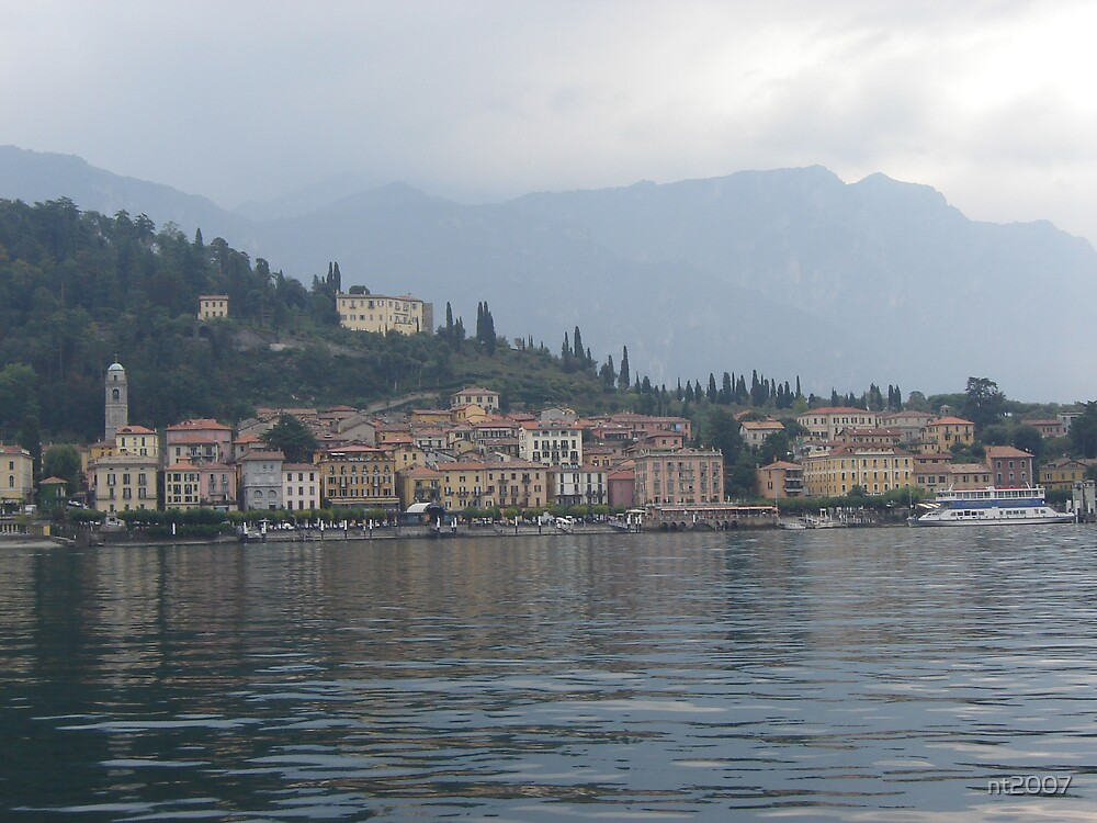Lake Como by nt2007