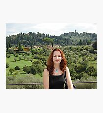 Bella Italia Photographic Print