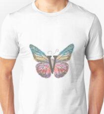 Bewildering Butterfly - Flying V T-Shirt