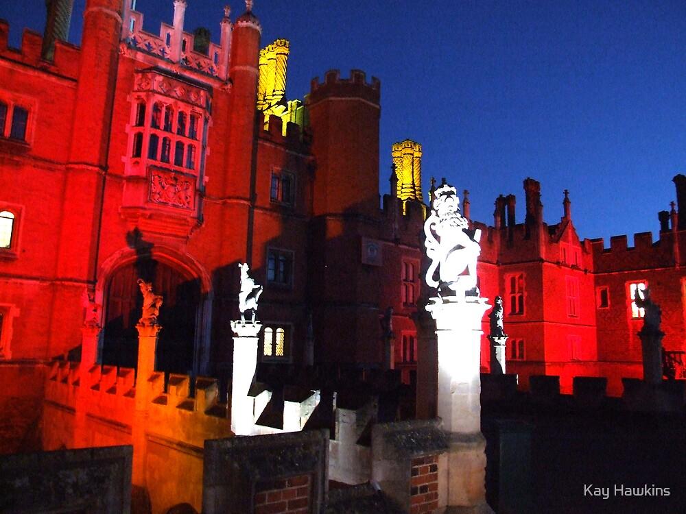 Hampton Court Palace by Kay Hawkins