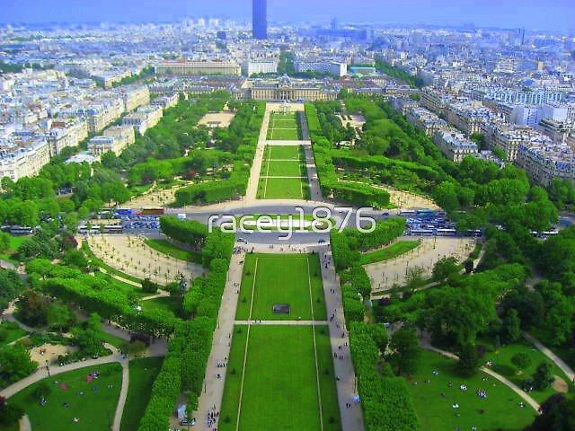 La tour Eiffel by racey1876