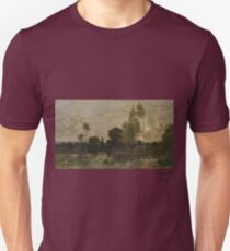 Charles-Francois Daubigny - Alders Unisex T-Shirt