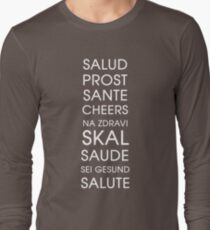 Cheers - Multiple Languages T-Shirt