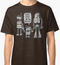 My Data? Robot Kid Classic T-Shirt