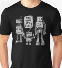 My Data? Robot Kid Slim Fit T-Shirt