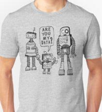 My Data? Robot Kid T-Shirt