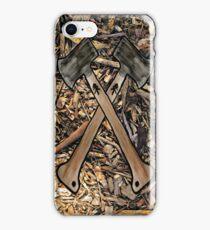 Axes Case  iPhone Case/Skin